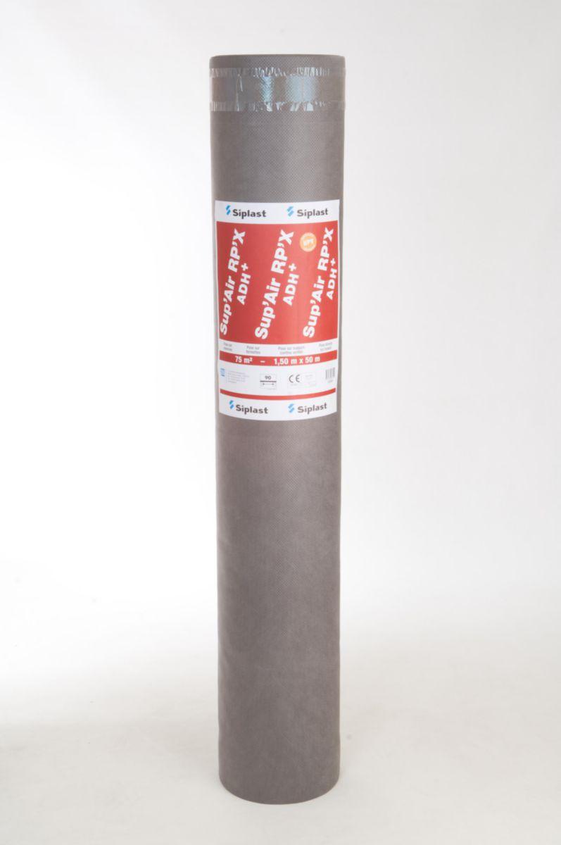 Écran de sous-toiture Sup'Air RP'X ADH+ - rouleau de 50x1,5 m - SIPLAST