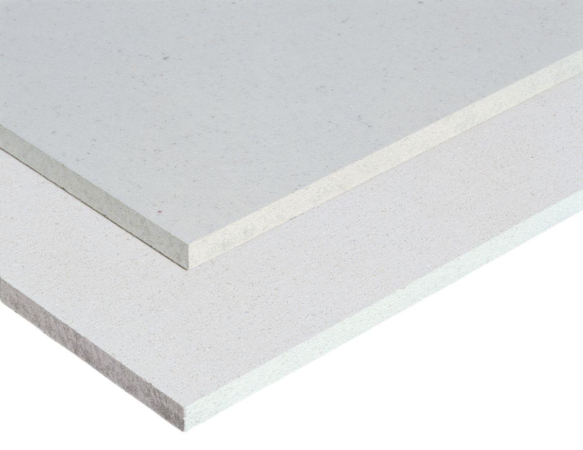 Plaque de fibres-gypse pour sol fermacell sol - 8,8x8,8 m - ép. 28