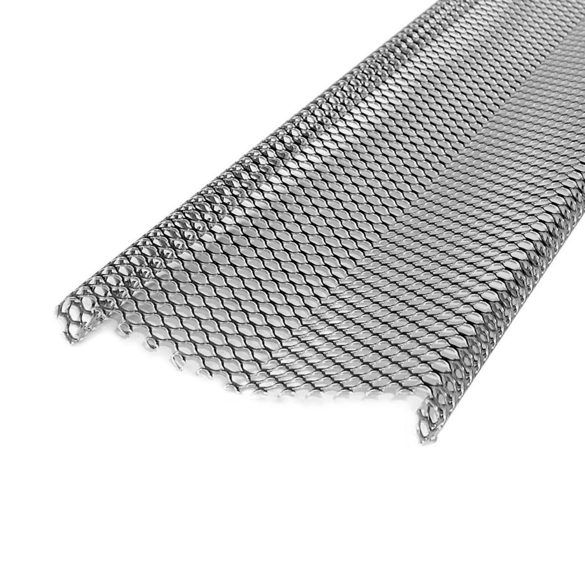 Stop feuille zinc pour protection gouttière dev 33 long 2m ...