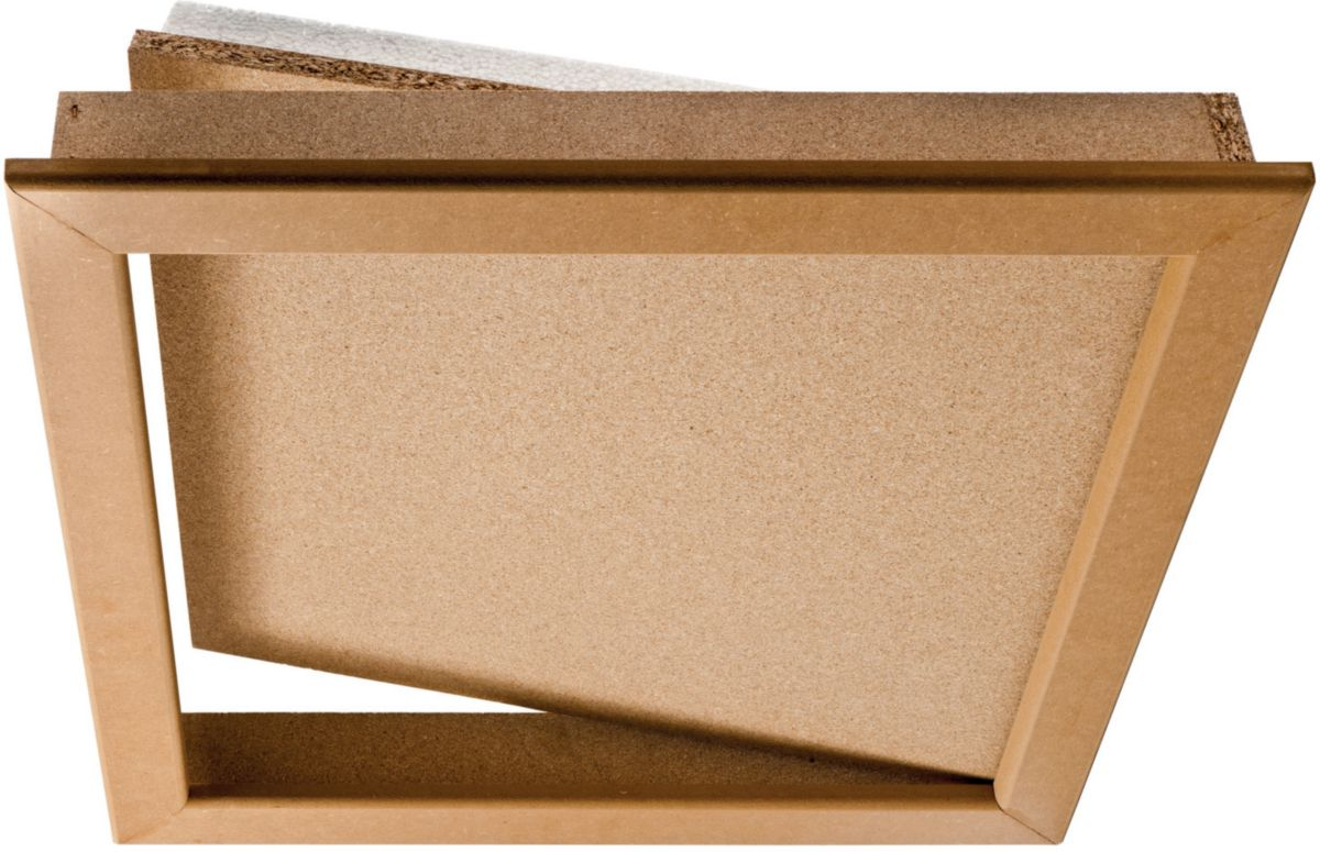 Picture of: Trappe De Visite A Joints Cadre Mdf 60×60 Cm Ep 40 Mm Sgv